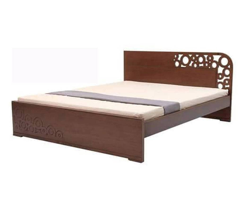 mdf made double bed