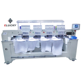 4 head embroidery machine for garment shoes and accessories