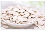 china new crop snow white organic pumpkin seeds