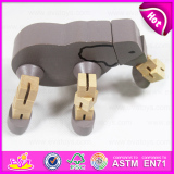 custom catoon toy game 3d wooden