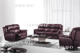 electric recliner leather sofa furniture
