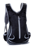 fashion bycling backpack with water bladder holders for outdoor