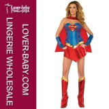 halloween movies adult super hero sexy super girl costume