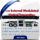 fiber optical transmitter externally modulated transmitter