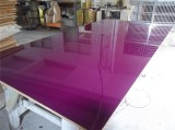 high glossy acrylic board for cabinet door