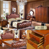 home furniture with classic bed