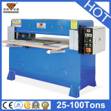 hydraulic cutting leather machine