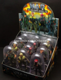 military soldier toy