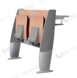 new design double student desk and chair