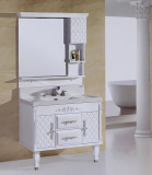 new model fashion pvc bathroom vanity cabinet