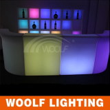rechargeable glow table