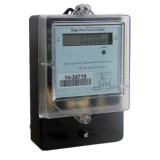 single phase lcd watt hour electric meter measuring instruments