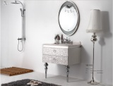 modern bathroom mirrored cabinet
