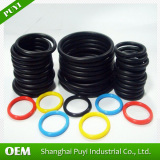 wholesale colorful silicone rubber o-ring or pu-o ring rubber products