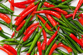 chilli in top grade quality